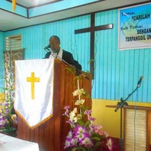 Gereja Siloam Kabupaten Nabire  Foto:IST
