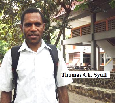 Thomas Syufi Papua