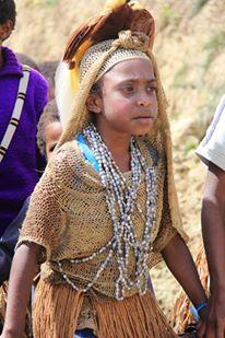 The Beauty of Papua: Pemberkatan Kapel Iyaitaka, Enarotali