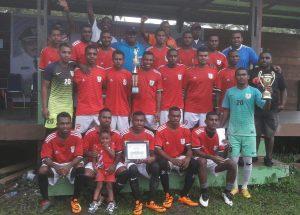 Putra Wefo FC Menjuarai turnamen Argosigemerai Cup 2017 (Foto:DMD/Kadate)