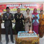 Peringatan HUT KE-72 Bhayangkara di Biak