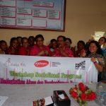 Pengenalan Program Citradaya Nita di Gelar Workshop bagi Perempuan Kreatif Kota Jayapura